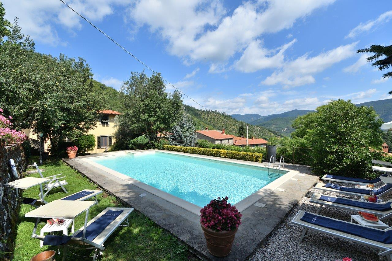 Villa La Fonte with private pool