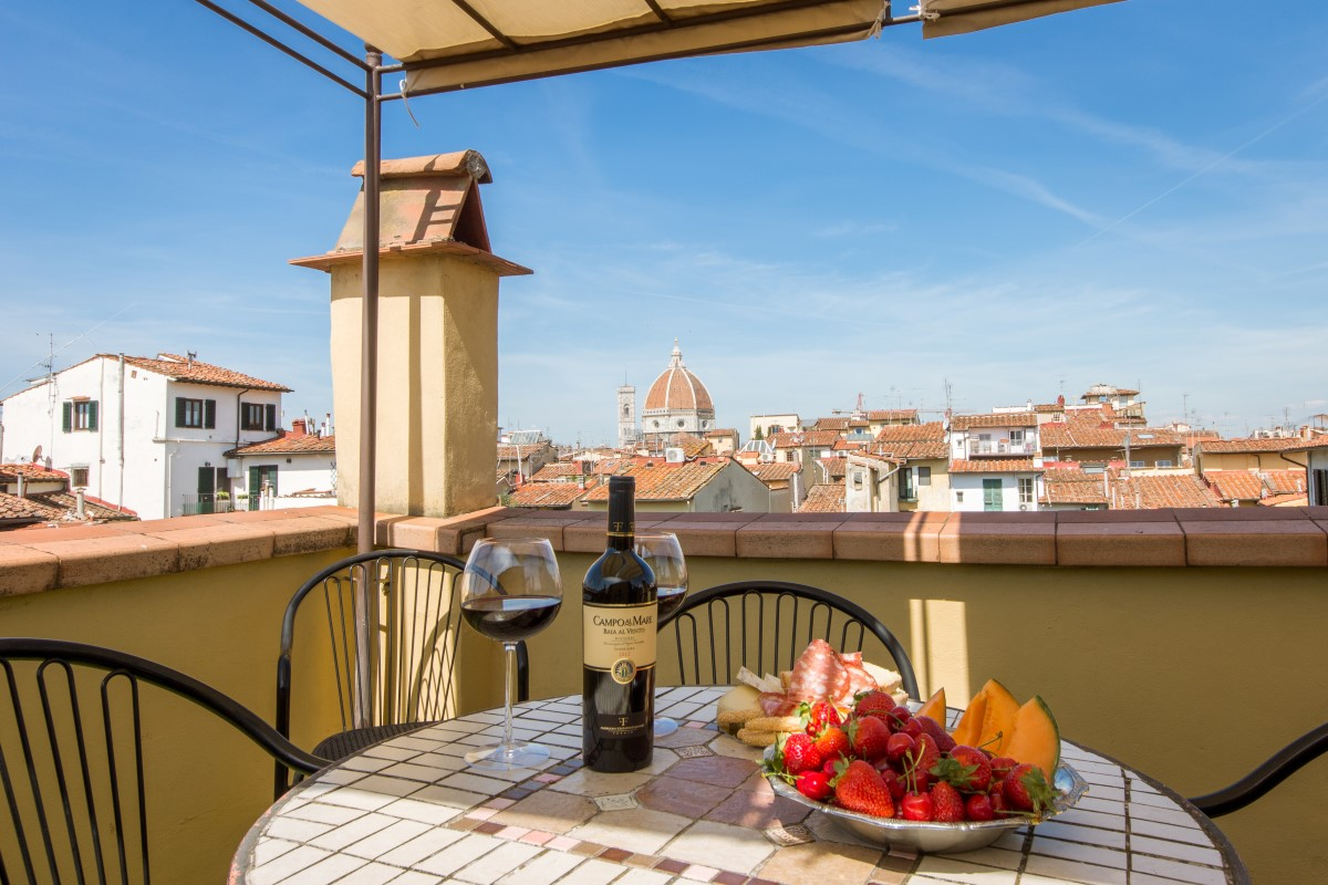 The View Luxury Florence Apartment
